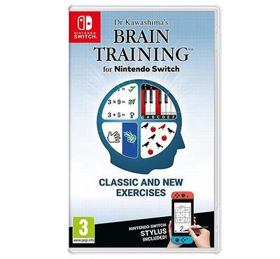 Dr Kawashimas Brain Training, Nintendo Switch