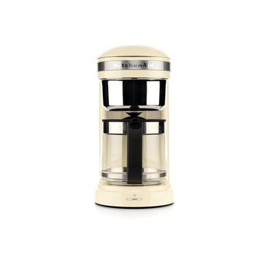 كيتشين ايد صانعة قهوة، 1.7 لتر، 1100 واط، كريمي