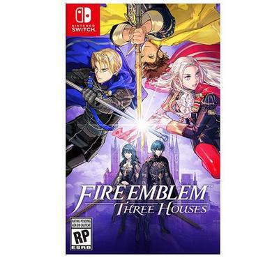 Game Fire Emblem Three Houses, Nintendo Switch