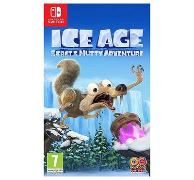 Ice Age Scrats Nutty Adventure, Nintendo Switch