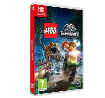 Game Lego Jurassic World, Nintendo Switch