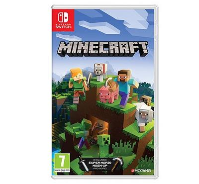 Minecraft, Nintendo Switch