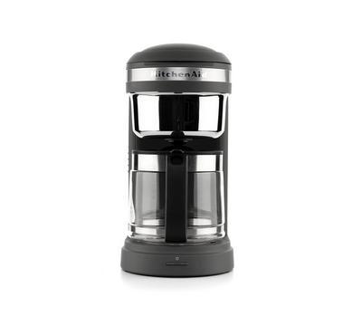 كيتشين ايد صانعة قهوة، 1.7 لتر، 1100 واط، رمادي