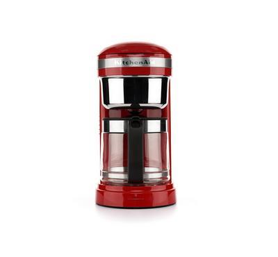 كيتشين ايد صانعة قهوة، 1.7 لتر، 1100 واط، أحمر