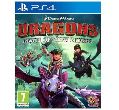 Dragons -Dawn of New Riders, PS4