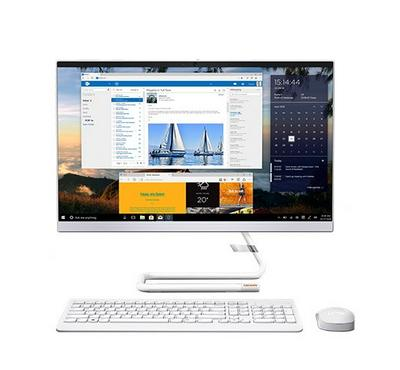 Lenovo IdeaCentre AIO 3, Core i5, 23.8 inch, 8GB, 1TB, Foggy White