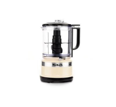 KitchenAid Food Chopper, 1.19L, 2 Speed+ Pulse, Almond Cream
