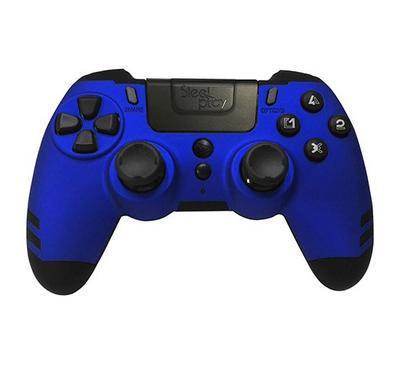 Steelplay, Metaltech PS4 Wireless Controller, Blue
