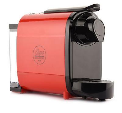 كابو برونا صانعة قهوة، 0.7 لتر، 1400 واط، أحمر