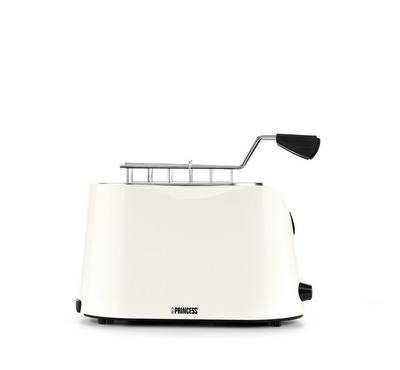 Princess Croque Monsieur Cool,Toaster ,1000W, White