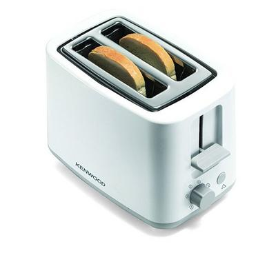 Kenwood , 2s Slice Toaster, 760W, White