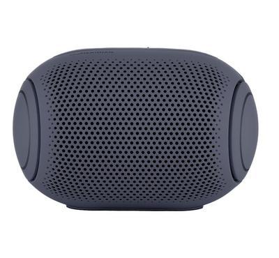 LG Xboom Go PL2 Portable Bluetooth Speaker with Meridian Audio Technology, Black