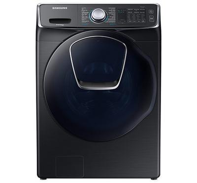 Samsung Front Load Fully Automatic Washer/Dryer Combo 21/12kg, Digital Inverter, Black