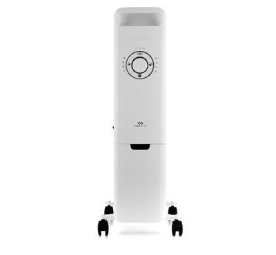 كلاس برو دفاية زيتية، 2200 واط، 3 مستويات للحرارة،11ريشة، أبيض