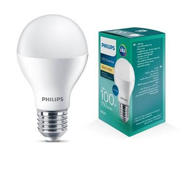 Philips, 11 W Led Bulb, 110-220V, Yellow