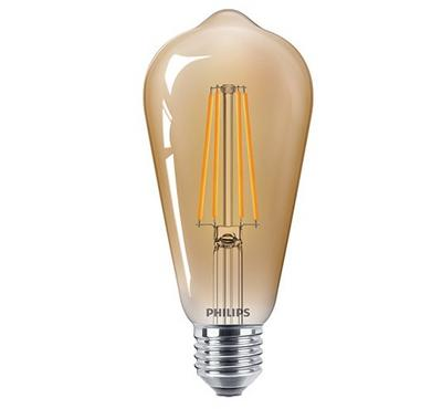 Philips, 5.5-48 W CLA LED Bulb, ND ST64 E2