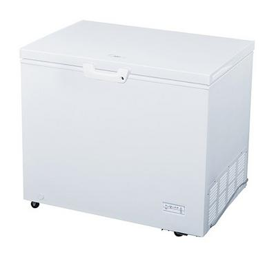 Candy 300.0L Chest Freezer Frost,260.0L Net Capacity, White.