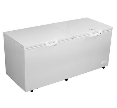 Candy 800L Chest Freezer Frost,708.0L Net Capacity, White.