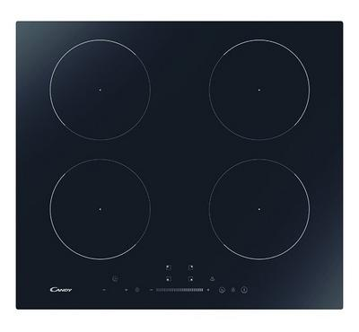 Candy Bulitin Induction Hob, 60cm, 4 Zones, Touch control, Power Management, Black.
