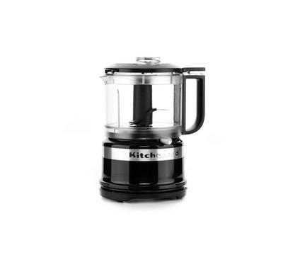 KitchenAid Food Chopper, 830ml, Onyx Black
