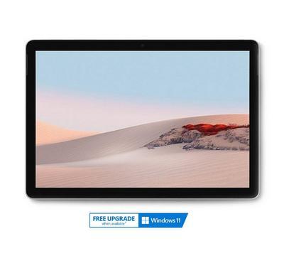 Microsoft Surface Go 2, Pentium Gold, 10.5 Inch, 4GB, 64GB, Platinum