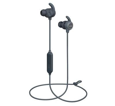 Aukey Magnetic Wireless Earbuds, Gray