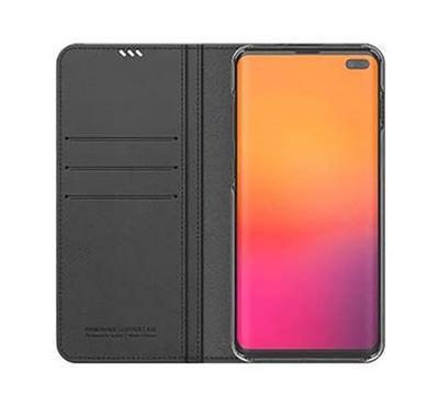 Araree MUSTANG DIARY Galaxy S10 Plus Mobile Folio Case Gray