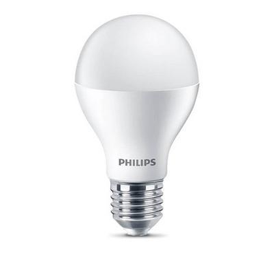 فيليبس، مصباح  لمبة (ليد) 11 واط بديل 100 واط، عادي ابيض