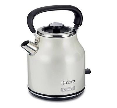 Ariete Classica Kettle, Cordless 360 Power, 1.7L, 1850-2200W,Pearl.