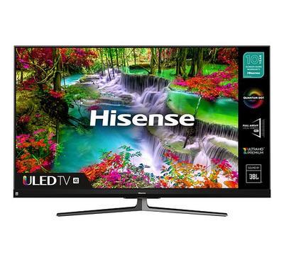Hisense 75-Inch, Smart ULED TV Ultra HD-4K,75U8QF