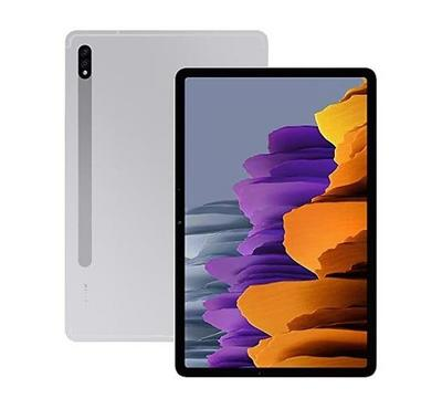 Samsung Galaxy Tab S7 Plus ,12.4 inch,Wifi,256 GB, Mystic Silver