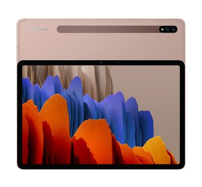 Samsung Tab S7 ,11 inch,4G LTE,Wifi,128 GB, Mystic Bronze