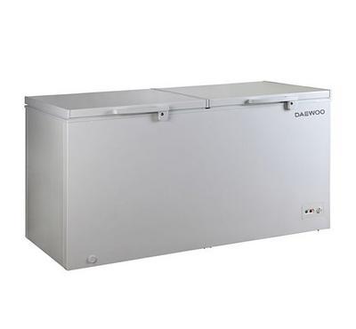 Daewoo Chest Freezer,725Ltrs Cross, Net Capacity 515 Ltrs, White.