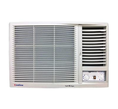 Cooline 1.5 Ton Window AC, 16000 BTU,White.