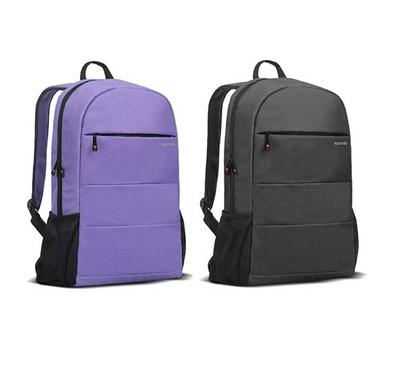 بروميت، حقيبة ظهر لأجهزة اللابتوب 15.6 بوصة، مزودة بحماية