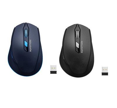Promate CLIX-6, Wireless PC Mouse Gift Pack, Assorted