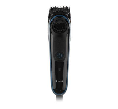 Braun Beard Trimmer and Hair Clipper,Blak