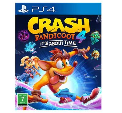 Crash Bandicoot 4 : Its About Time , PS4