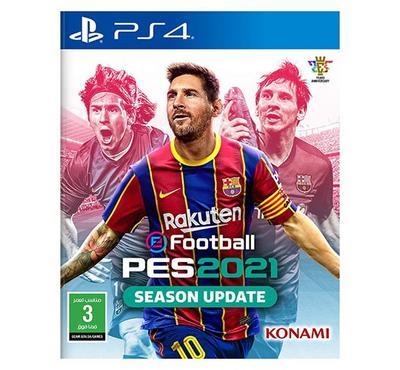 E-Football PES 2021, PS4