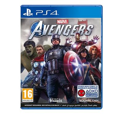 Marvel Avengers STD, PS4