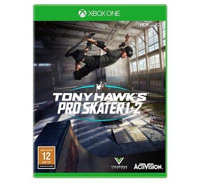 Tony Hawk 1+2, XBOX