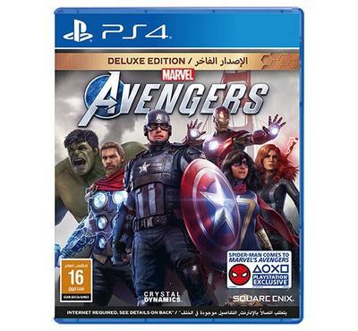 Marvel Avengers Deluxe