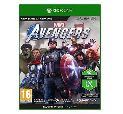 Marvel Avengers STD, XBOX One