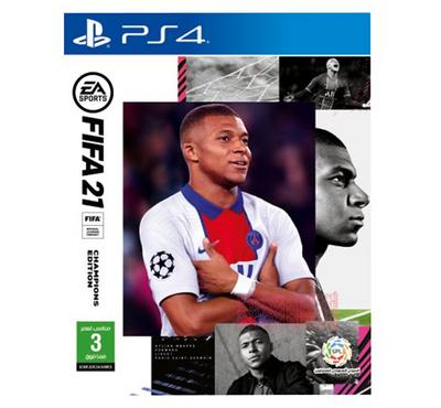 FIFA 21 Deluxe, PS4