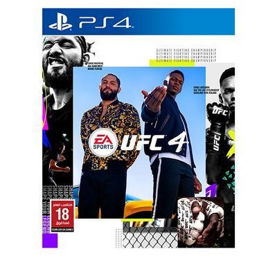 UFC 4, PS4