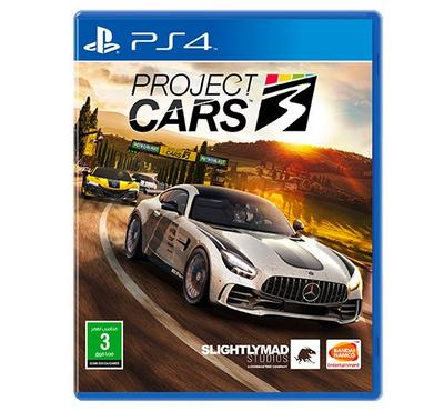 PROJECT CARS 3, PS4