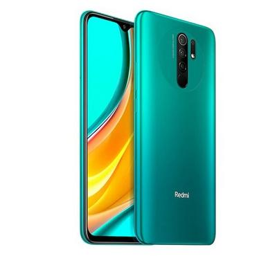 Xiaomi Redmi 9, 64GB, Ocean Green