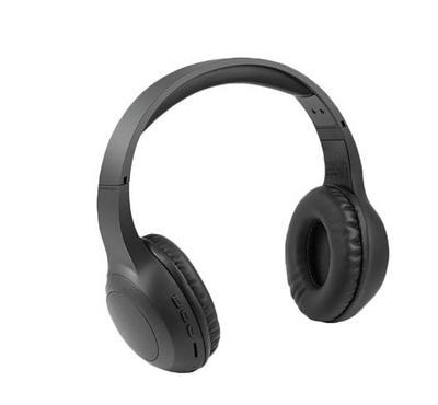 بروميت لابوكا ديب باس، سماعات رأس اللاسلكية فوق الأذن، أسود