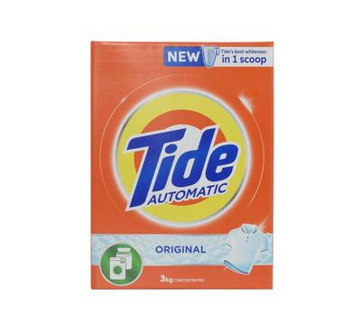 Tide Automatic Original 3kg Concentrated Washing Powder
