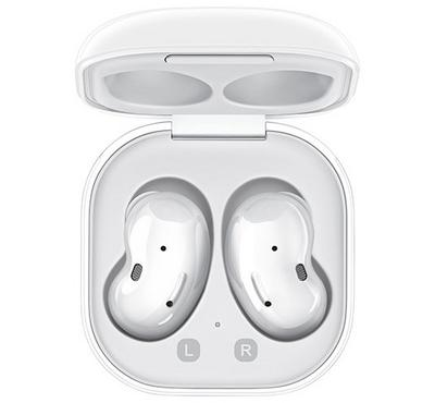 سامسونج جالاكسي بودز، سماعة أذن لاسلكية مع خاصية الغاء الضوضاء النشطة، أبيض